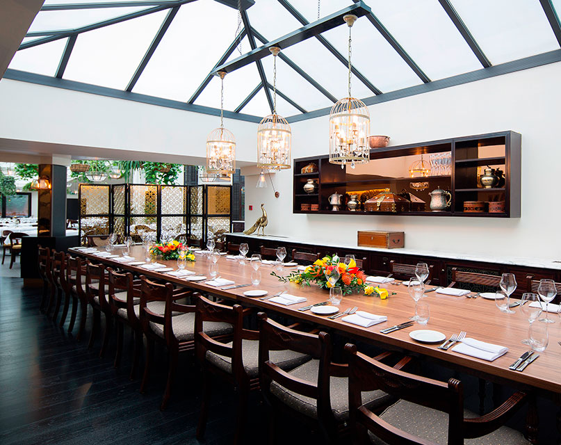 Scintillating london private dining rooms ideas best for Best private dining rooms chelsea